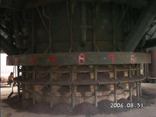 TCS圆环型球团竖炉与SP竖炉比较